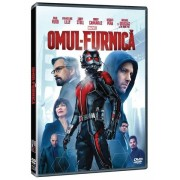 Ant-Man: Paul Rudo,Evangeline Lilly,Corey Stoll,Michael Pena - Omul-Furnica (DVD)