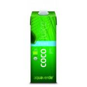 Apa de cocos organica Aqua Verde 1L