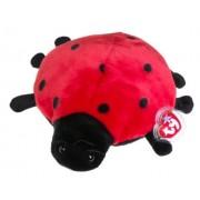 Ty Beanie Buddies - Lucky the Ladybug Buddy by Beanie Babies