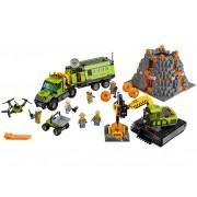 LEGO Baza de explorare a vulcanului (60124)