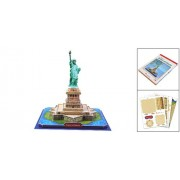 3d Puzzle Statue of Liberty (C080h)