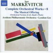 Makevitch - Der Musikalische Opfer (0747313215874) (1 CD)