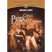Cinci Pepper mititei si cum au crescut ei .