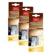 Melitta Prefect Clean kávéfőzőtisztító tabletta 3x4db