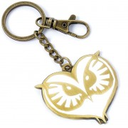 Fantastic Beasts - Owl Face Keychain