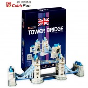 PUZZLE 3D MOST TOWER BRIDGE