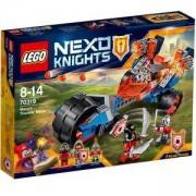 Конструктор Лего Нексо Рицари - Гръмотевичният боздуган на Macy - Lego Nexo Knights, 70319