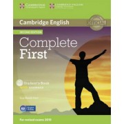 Complete First - Second Edition. Student's Book with answers with CD-ROM by Guy Brook-Hart