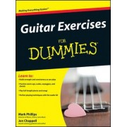 Guitar Exercises For Dummies by Mark Phillips