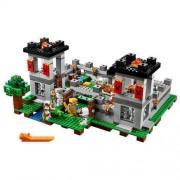 Lego Minecraft 21127 Twierdza - Gwarancja terminu lub 50 zł! BEZPŁATNY ODBIÓR: WROCŁAW!