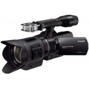 Camera video Sony NEX-VG30, Obiectiv 18-200mm, Filmare Full HD (Neagra)