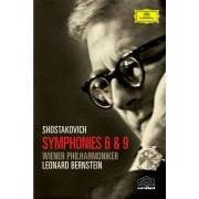 D Shostakovich - Symphonies No.6&9 (0044007341704) (1 DVD)