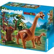 Dino's - Brachiosaurus met jong