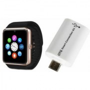 QWERTY GT08 Smart Watch Smart OTG for ASUS LIVE