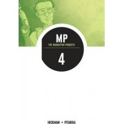 The Manhattan Projects Volume 4: The Four Disciplines by Jonathan Hickman