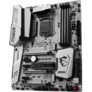 Placa de baza MSI Z270 Mpower Gaming Titanium Socket 1151 Bonus Aer comprimat 4World 400