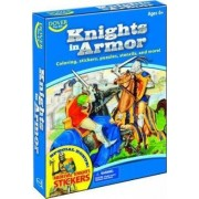 Knights in Armor Fun Kit by Dover