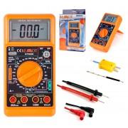 Profi multimeter KT890 s meraním teploty a kapacity