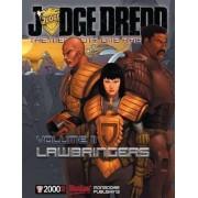 Judge Dredd: The Mega-city One Archives: Lawbringers v. 2 by August Hahn
