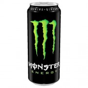 Monster Energy Can 500 Ml (pack Of 12)