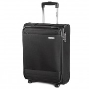 Kis szövetborítású bőrönd SAMSONITE - Ncs Amazon 49435 1041 Black