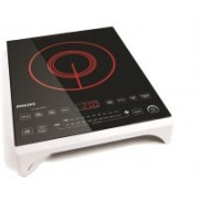 Philips HD4909 Induction Cooktop(Black, Touch Panel)