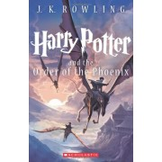 Harry Potter and the Order of the Phoenix(J. K. Rowling)