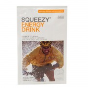 Squeezy Energy Drink Orange 50 g Fitnesspräparate