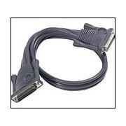 ATEN 2L-1705 :: Daisy Chain KVM кабел, DB25 M >> DB25 F, 5.0 м