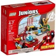 LEGO® Juniors Iron Man contra Loki 10721
