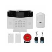 Système d'alarme de sécurité Danmini - GSM, alertes SMS, sirène 110dB