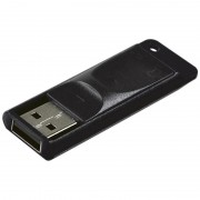 USB 2.0 32GB Verbatim Store 'n' Go Slider black (98697)
