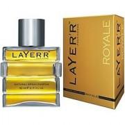 LayerR Royale Pour Homme Eau De Parfum - 75 Ml (For Men)