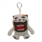 Licensed 2 Play Domo Cat Plush Clip-On