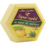 SAPUN VEGETAL CU MIERE DE CIMBRISOR 100g