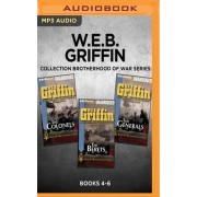 W.E.B. Griffin Brotherhood of War Series: Books 4-6 by W E B Griffin