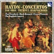 J. Haydn - Concertos F. Trumpet/ Oboe (0028943167826) (1 CD)