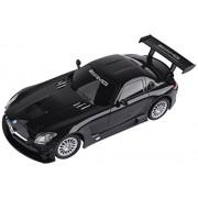 Mitashi Dash 1:16 Rechargeable R/C Mercedes Benz SLS AMG GT3, Black