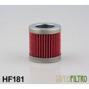 HifloFiltro filtro moto HF181