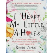 I Heart My Little A-Holes: A Bunch of Holy-Crap Moments No One Ever Told You about Parenting, Hardcover
