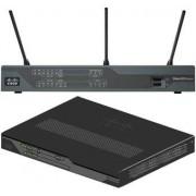 Router Cisco 891F, WAN: 1xGigabit + 1xEthernet + 1xSFP, fara WiFi