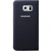 Samsung Pokrowiec na telefon Samsung S View EF-CG920BBEGWW, Pasuje do modelu telefonu: Galaxy S6, czarny