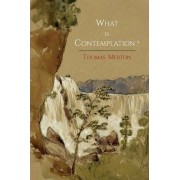 What Is Contemplation? by Thomas Merton