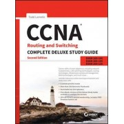 CCNA Routing and Switching Complete Deluxe Study Guide by Todd Lammle