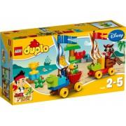 LEGO DUPLO 10539 - Závody na pláži