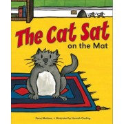 The Cat Sat on the Mat by Fiona Manlove