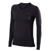 Falke Longsleeved Comfort Shirt Women black XS Langarm Shirts