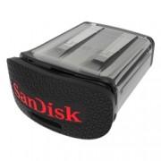 SanDisk Ultra Fit USB 3.0 Flash Drive 16GB 128-bit AES, pana la 130MBs SDCZ43-016G-G46