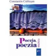 Poezia mereu poezia - Constantin Cublesan
