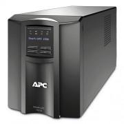 APC SMT1500I SMART-UPS 1500VA LCD 230V. APC SMART-UPS , 980WATTS/1500VA, INGRESSO 230V/USCITA 230V, INTERFACE PORT DB-9 RS-232, SMARTSLOT, USB